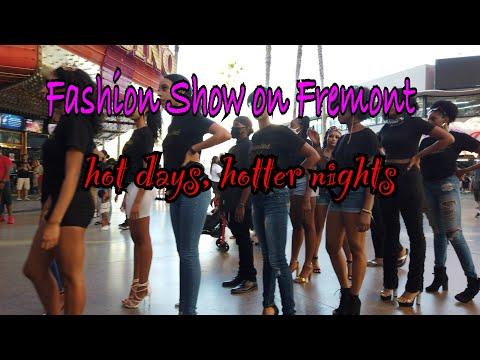 Fashion Show on Fremont