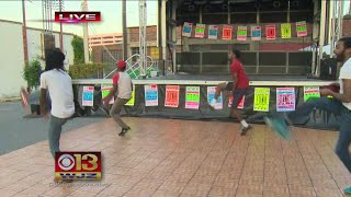 People Are Talking: Dance Camp at Artscape