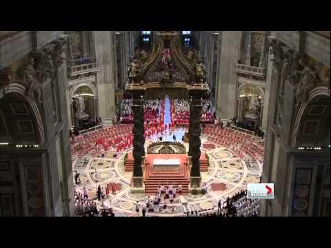 Conclave begins