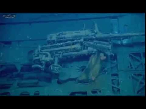 "U-166  ""Return To German U Boat 166""  Nautilus Live 7-11-14"