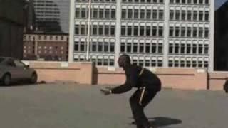 Kobe jumps over car! watch in SLOMO!