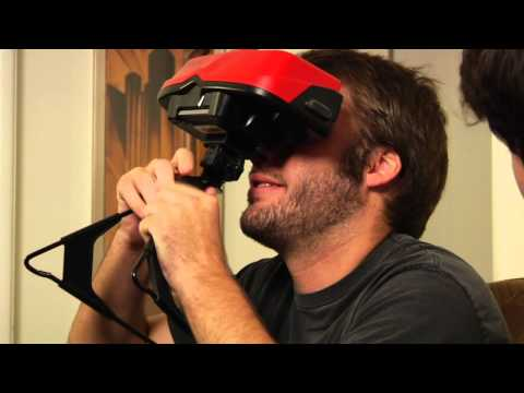 Best 3D Handheld Ever! (Nintendo 3DS vs Virtual Boy)