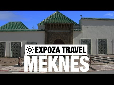 Meknes Vacation Travel Video Guide