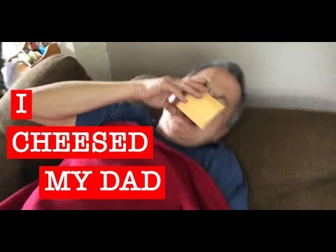 I CHEESED MY DAD | Kylie Moy
