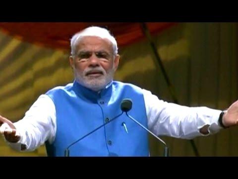 PM Narendra Modi's speech at Sydney's Allphones Arena (Part 2)