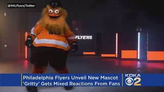 The Philadelphia Flyers Unveil Their New Mascot, And Social Media Loses Its Mind