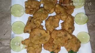 Chicken pakora Easy cooking with as
