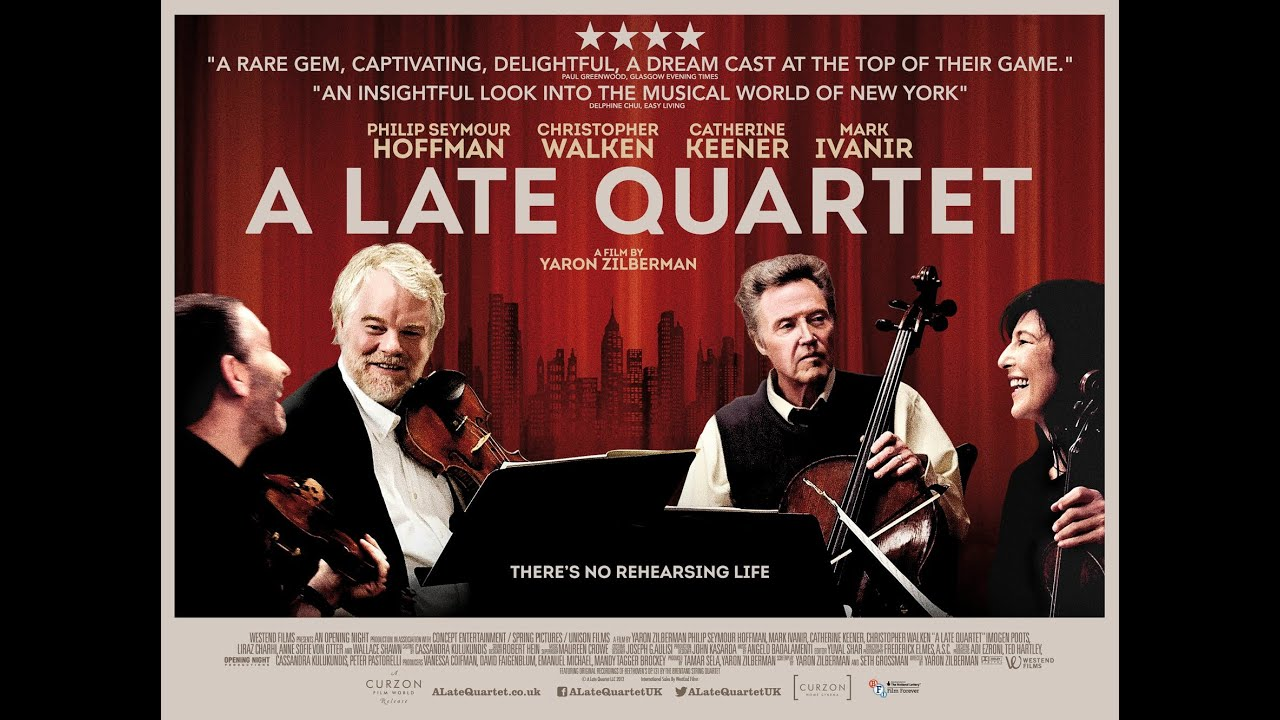 A Late Quartet In Cinemas And On Demand Now