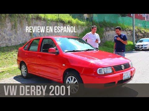 Vw Derby : Primo Hermano Del Seat Cordoba