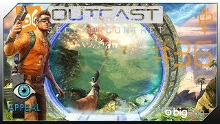 Let's Play Outcast: Second Contact #36 Gorgor-Attrappe zerstören