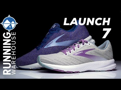 Brooks Launch 7 First Look | Lightweight And Simple Performance