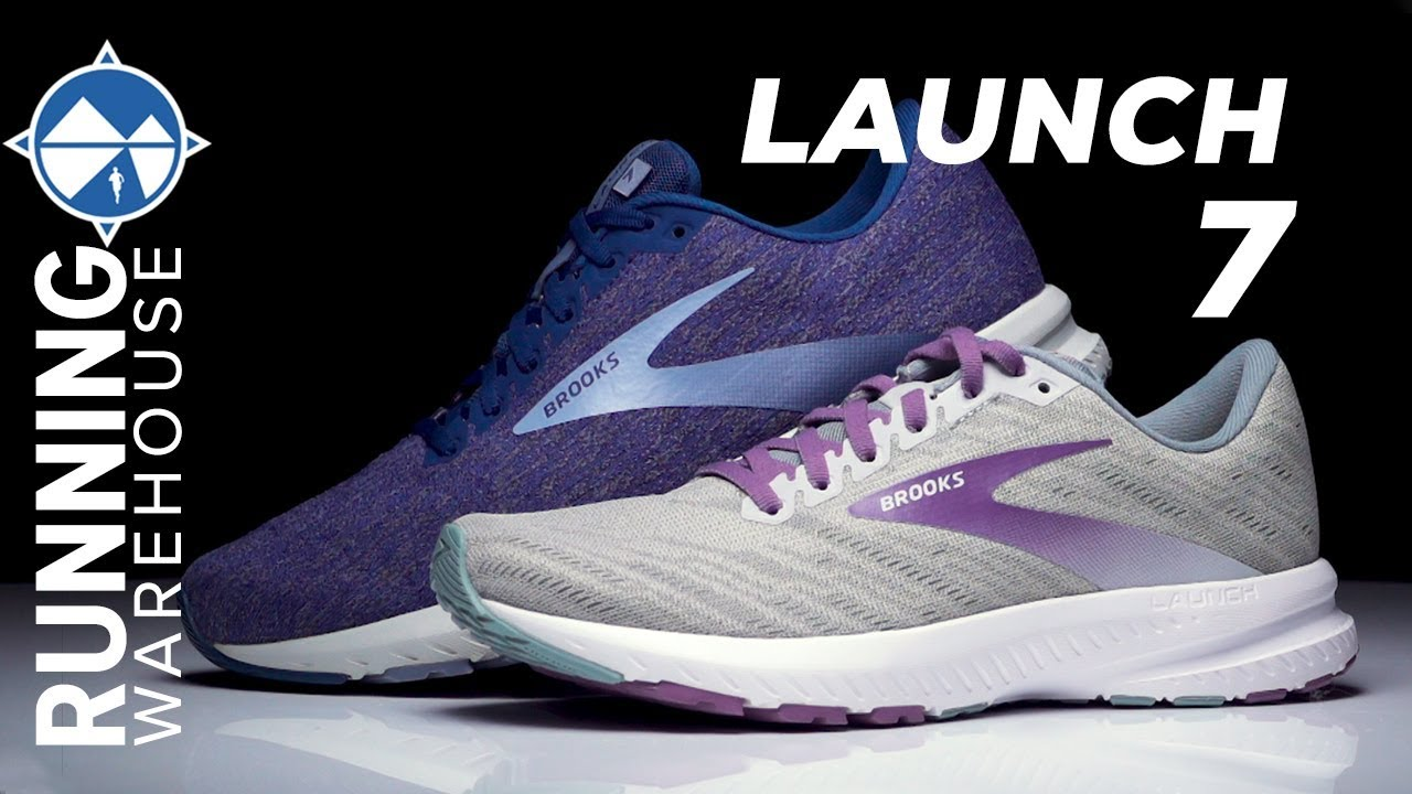 Brooks Launch 7 First Look