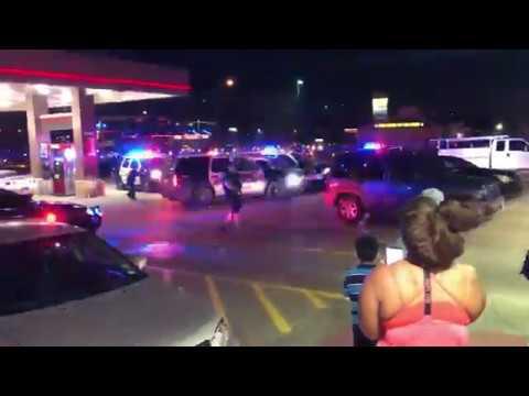 Grand Prairie Police End Pursuit