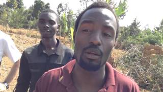 Building A Kitchen Garden In Rwanda