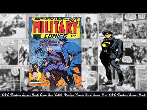 "Blackhawk: Military Comics #19 - ""King Cobra Vs Blackhawk"""