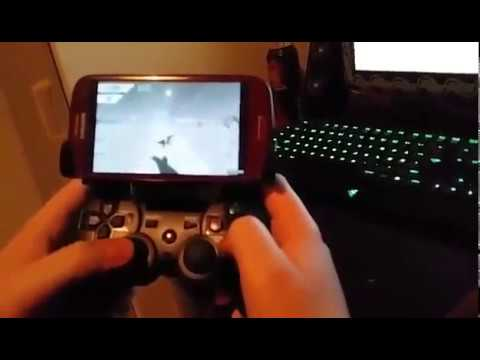 how to connect my phone to ps3