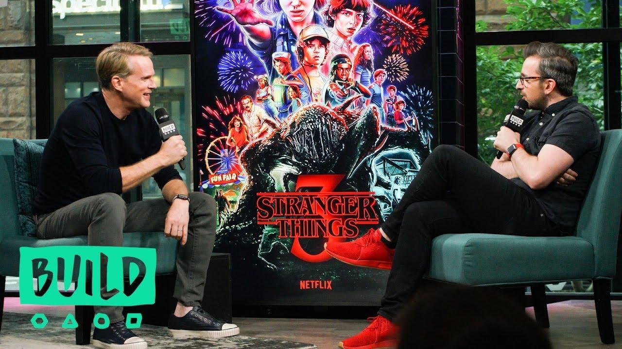 Cary Elwes Talks Season 3 Of Netflix's