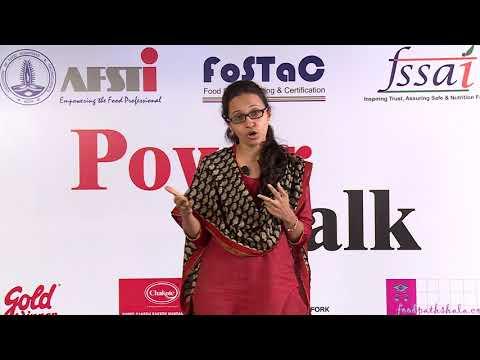 AFST Mumbai PowerTalk on Added Sugar  The Hidden Devil by Neha  Pandit