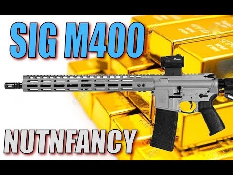 Sig M400 is NOT a Premium AR15