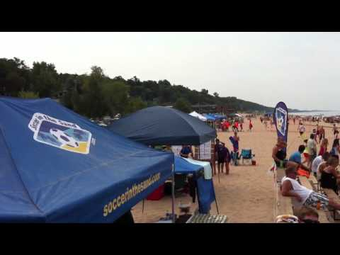 Soccer in the Sand - Grand Haven