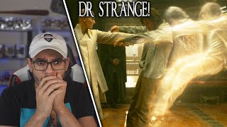 Doctor Strange (2016) Movie Reaction! FIRST TIME WATCHING!