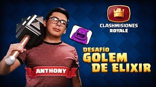 Clash Royale: Clashmisiones Royale con Anthony D'Angelo