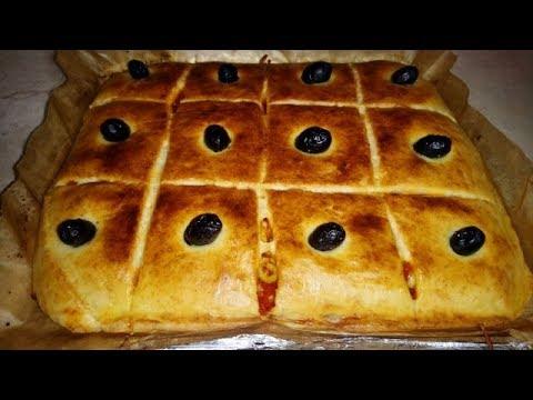 coka-croustillante-pizza-couverte-كوكا-هشة-و-مقرمشة-بيتزا-كوفار