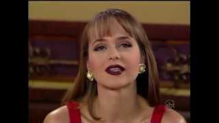 Paola Bracho em ''...os mortos não falam''.