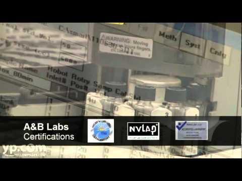 A & B Labs | Air Quality | LEED Testing | Houston Texas