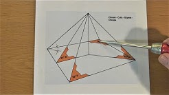 Sahaus kahteen kulmaan (Combination angle sawing)