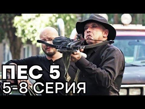 Сериал ПЕС 5 СЕЗОН - 5-8 серия - ВСЕ СЕРИИ ПОДРЯД | СЕРИАЛЫ ICTV