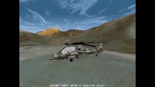 Comanche Gold Special Operations Mission 2: Close Air Support