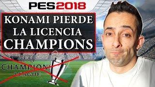 PES 2019 Konami Pierde la Licencia Champions.