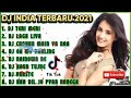 DJ INDIA TERBARU 2021 |💃TERI MERI SLOW REMIX FULL BASS 🔊 | New REMIX BOLLYWOOD SONG 2021