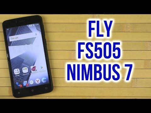 Распаковка Fly FS505 Nimbus 7 Black