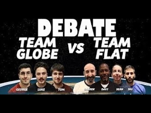 Flat Earthers vs Astrophysicists (FULL DEBATE) FE convention 2018