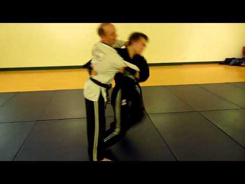 O Goshi - Kaeshi Ryu Jujitsu