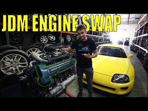 Picking up a JDM Engine for the Miata Roadster