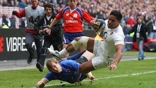 Le Crunch 2012: France 22 - 24 England | RBS 6 Nations