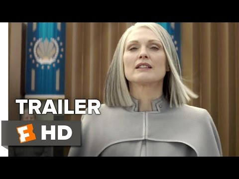 The Hunger Games: Mockingjay - Part 2 TRAILER 1 (2015) - Jennifer Lawrence Movie HD