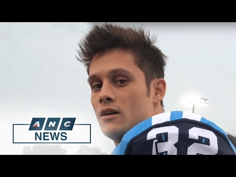 """Actor Timothy Granaderos on """"13 Reasons Why,"""" """"Plan B,"""" and his Fil-Am roots   ANC"""