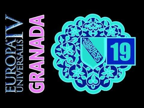 Rereconquista AGAIN! 19 Granada Achievement Europa Universalis 4