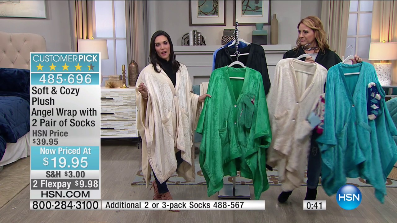 Download HSN | Soft & Cozy Home 01.21.2017 - 02 AM