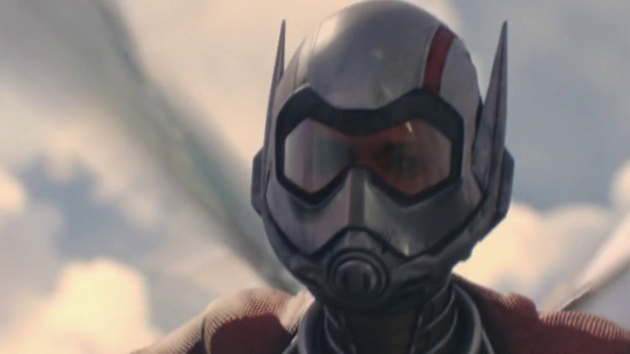 Ant-Man And The Wasp - Opening Scene