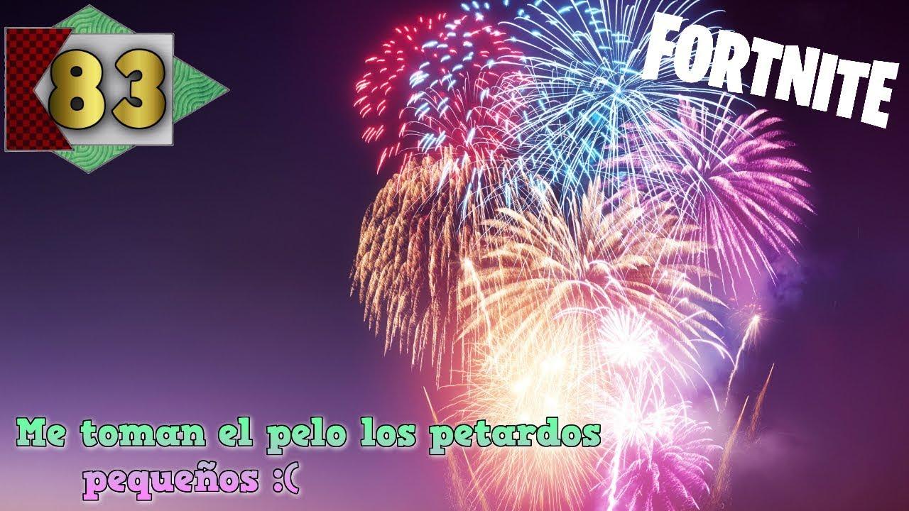 Fortnite En Espanol 83 Donde Esta La Megallama De Petardos