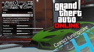 Czy warto wkładać do auta wszystkie części(GTA Online)