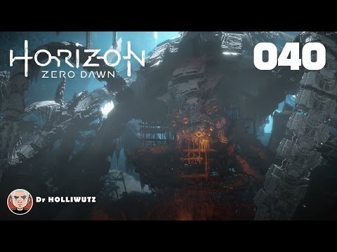 Horizon Zero Dawn #040 - Grabhort [PS4] Let's play Horizon Zero Dawn