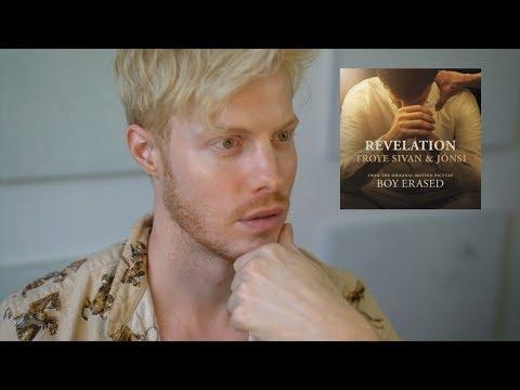 REVELATION Troye Sivan Jónsi REACTION