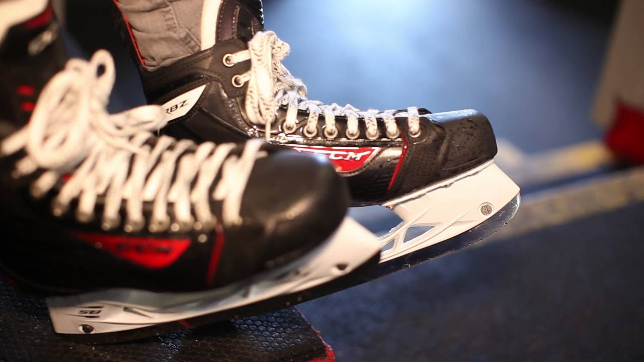 ccm rbz ice hockey skates full video review coming soon youtube