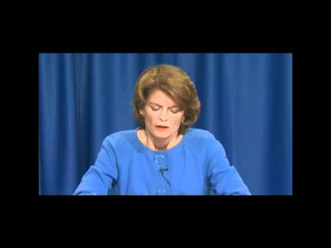 RUNNING: Lisa Murkowski and Joe Miller (Part 2/2)